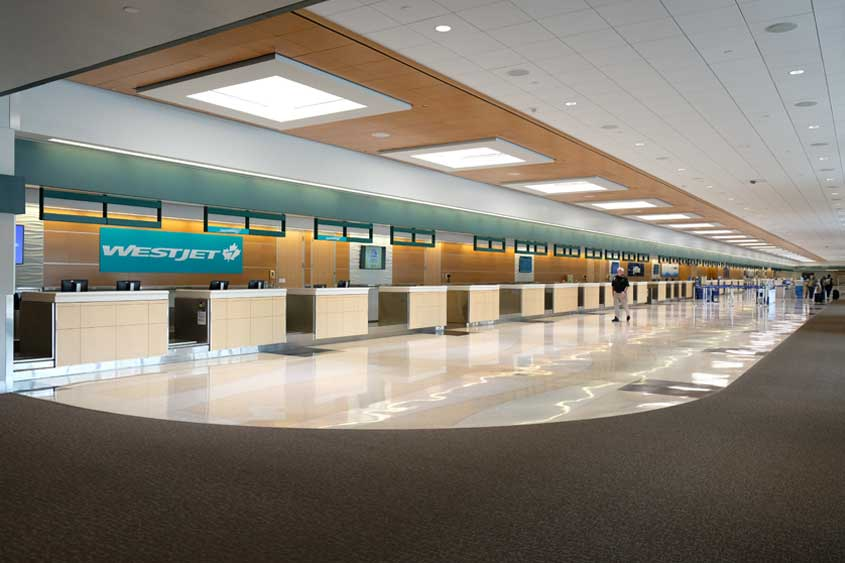 airport low voltage lighting